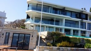 commercial window cleaning Brisbane Indooroopilly
